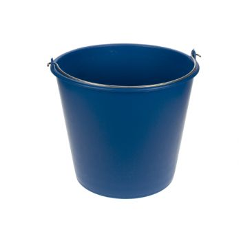 Hega Hogar Emmer Blauw 12l D28cm -h 25cm Flexibel