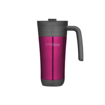 Thermos Flip Lid Travel Mug 425ml Ultra Pink