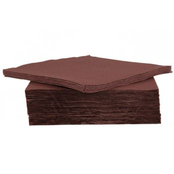 Cosy & Trendy For Professionals Ct Prof Serviet Tt S40 38x38cm Chocolat
