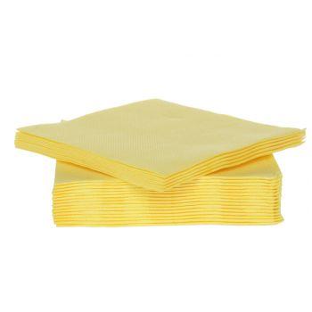 Cosy & Trendy For Professionals Ct Prof Serviet Tt S40 25x25cm Geel