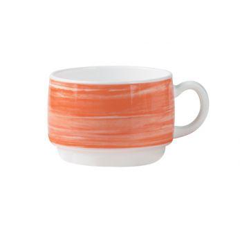 Arcoroc Brush Tas Oranje 19cl