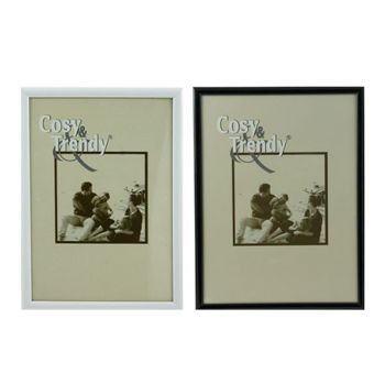 Cosy & Trendy Fotokader Types Black/white 18x24cm