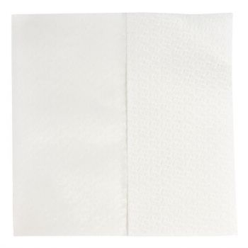 Jantex witte airlaid handdoeken