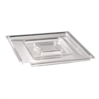 APS Float vierkant transparant deksel 19x19cm