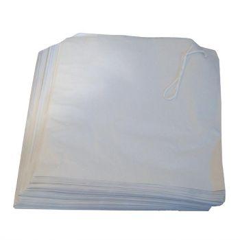 Papieren zakjes wit
