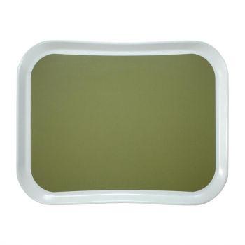 Cambro Versa Lite Century Fun polyester dienblad groen 43cm