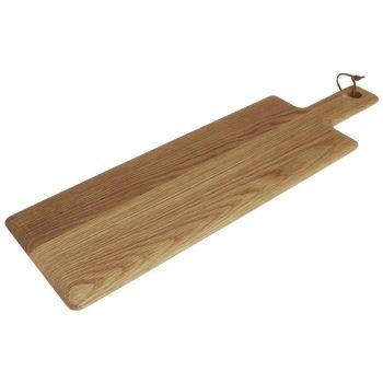 Olympia eikenhouten rechthoekige plank 40x15.5cm