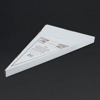 Schneider wegwerpspuitzakken wit 54.5cm