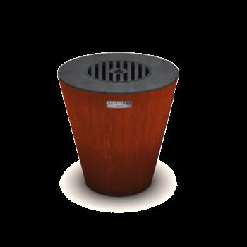 Arteflame One20 houtskool- en houtbarbecue
