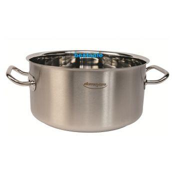 Demeyere 90024 Commercial kookpot zonder deksel 24cm