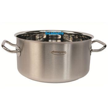 Demeyere 90030 Commercial kookpot zonder deksel 30cm