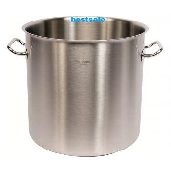 Demeyere 90924 Commercial hoge soeppot 24 cm zonder deksel