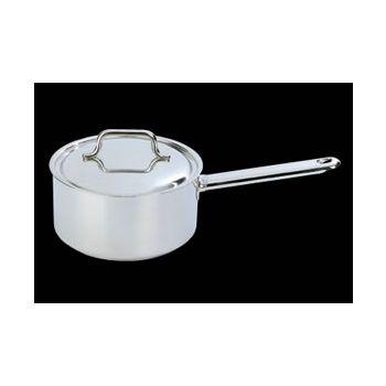 Demeyere 44416 - 44516 APOLLO Steelpan met deksel 16cm 1,5L