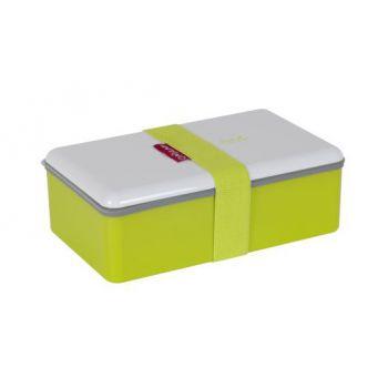 Omami groene lunchbox 20x12x6,7cm