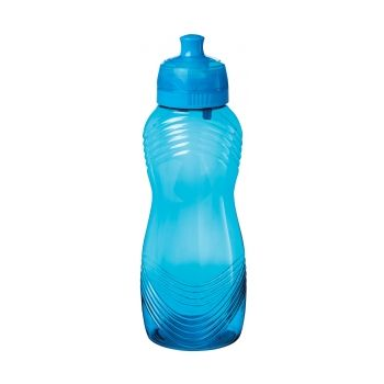 Sistema Hydration Drinkfles Wave 600ml blauw