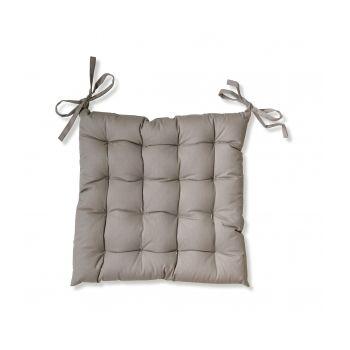 Textiel 2057 Stoelkussen Walnoot