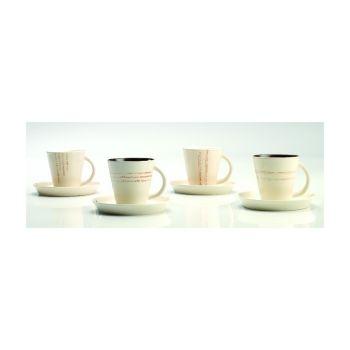 Thai Ceramic SNRG001 K+S Caffe' Cappuccino'