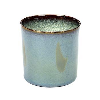 Anita Le Grelle B5116107 Terres De Rêves Smokey Blue Cylinder Hoog