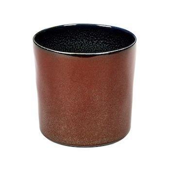 Anita Le Grelle B5116109 Terres De Rêves Rust/Dark Blue Beker Cylinder Hoog