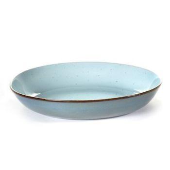Anita Le Grelle B5116180 Terres De Rêves Pastabord D23,5cm Light Blue/Smokey Blue
