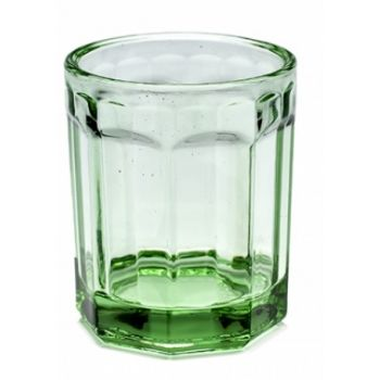 Paola Navone B0816760 Medium Drinkglas Groen D7,5xH9cm 22cl