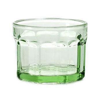 Paola Navone B0816770 Fish&Fish Drinkglas Small Transparant Groen 16CL