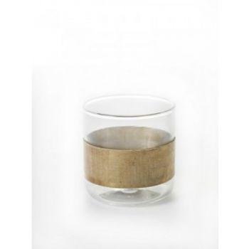 Serax B0814673 glas in koper