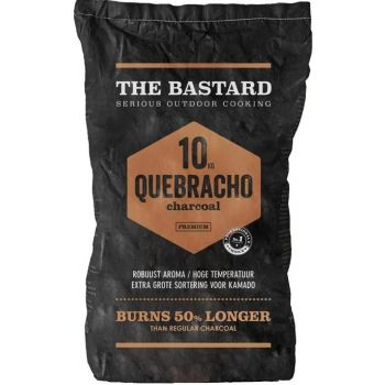 The Bastard Houtskool Paraguay white Quebracho