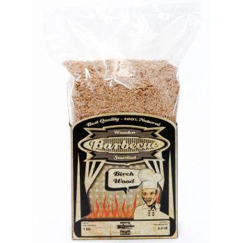 Axtschlag Zaagmeel berkenhout
