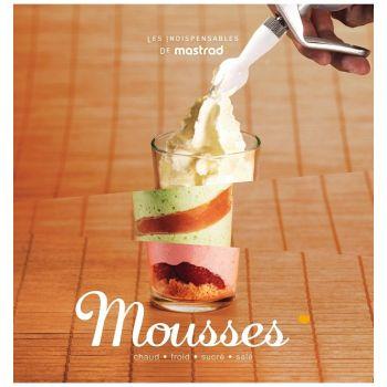 Mastrad Patisserie Receptenboek voor mousses