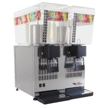Santos dubbele drankdispenser 2x12L