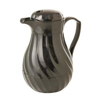Kinox koffie isoleerkan zwart 60cl