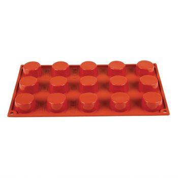 Pavoni Formaflex siliconen bakvorm 15 petit-fours