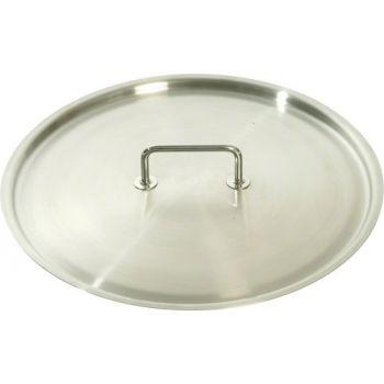 Deksel  46cm Inox  Voor Paella Pan Ref.95046