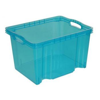 Multibox M 35x27x21 - 13,5 L Franz Blauw Keeeper 10272