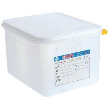 Araven GN 1/2 voedselbak met deksel 12.5L
