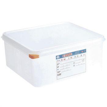 Araven GN2/3 voedselbak met deksel 13.5L
